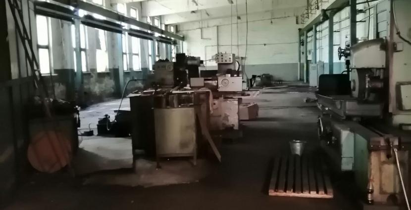 Аренда складского комплекса 2100 м2 Днепр, Самарский район, ул. Курсантская