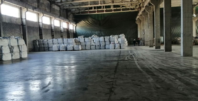 Аренда склада  2200 м2 г. Днепр, ул. Гвардейская
