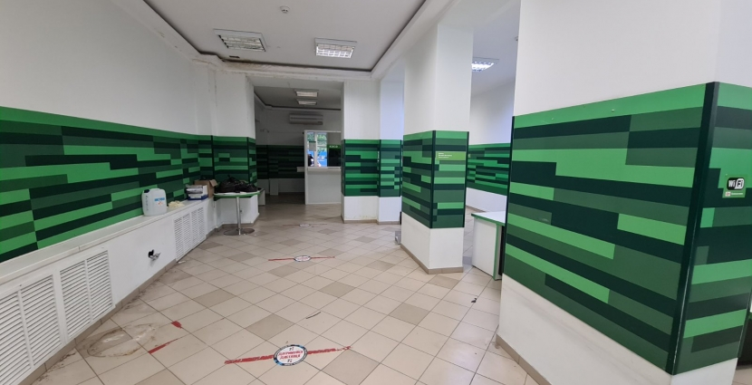 Аренда офиса 97.4 м2 проспект Дмитрия Яворницкого, 66