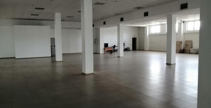 Аренда офиса 1500 м2 г. Днепр, Соборний район, ул. Космическая