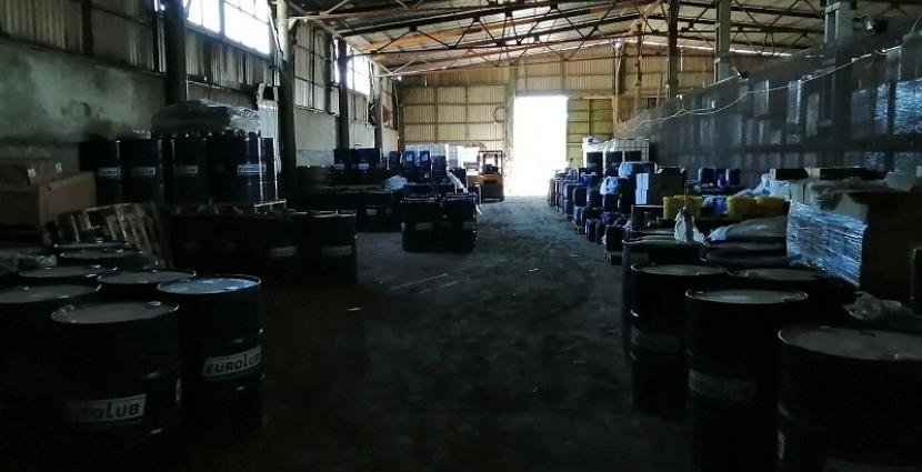 Аренда производственно-складского помещения 600 м2, г. Днепр, ул. Кротова