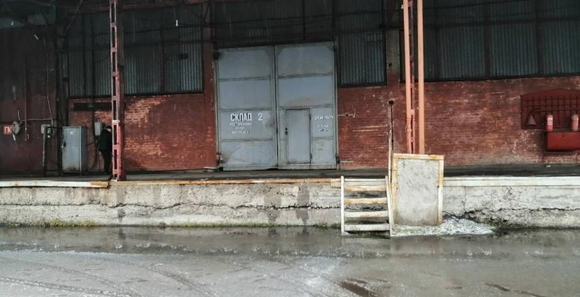 Аренда склада  850 м2 г. Днепр, пр-кт  Б. Хмельницкого