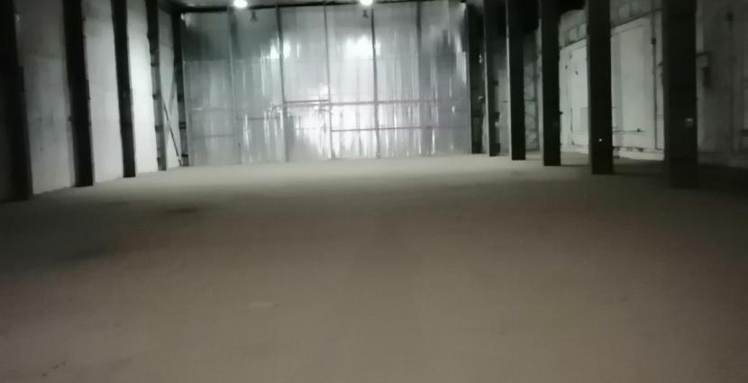 Аренда склада 1700 м2 Днепр, Чечеловский район, ул. Ударников