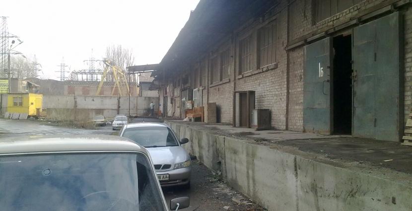 Аренда склада Квитки-Основьяненко, 430 кв.м