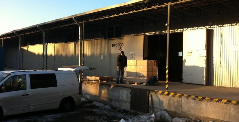 Аренда склада Прикордонна, 44, 650 кв.м