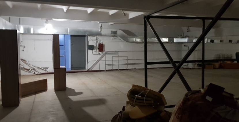 Аренда склада 1000 кв.м, г. Днепр, Амур-Нижнеднепровский район, ул. Саранская, 91