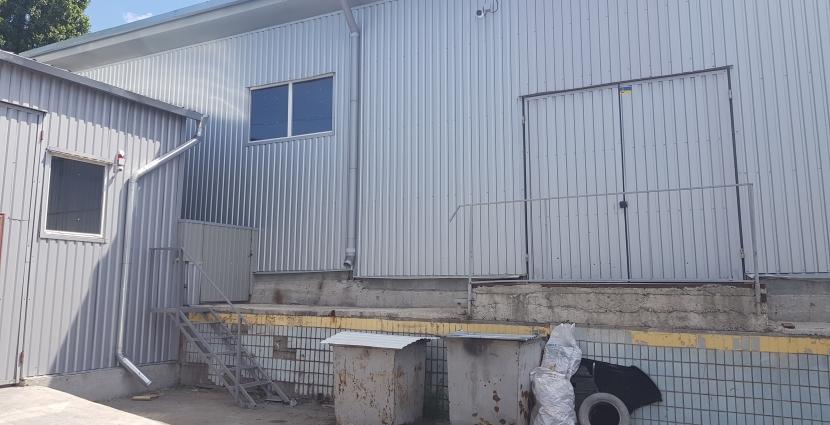 Аренда склада г. Днепр, ул. Богдана Хмельницкого, 170 кв.м