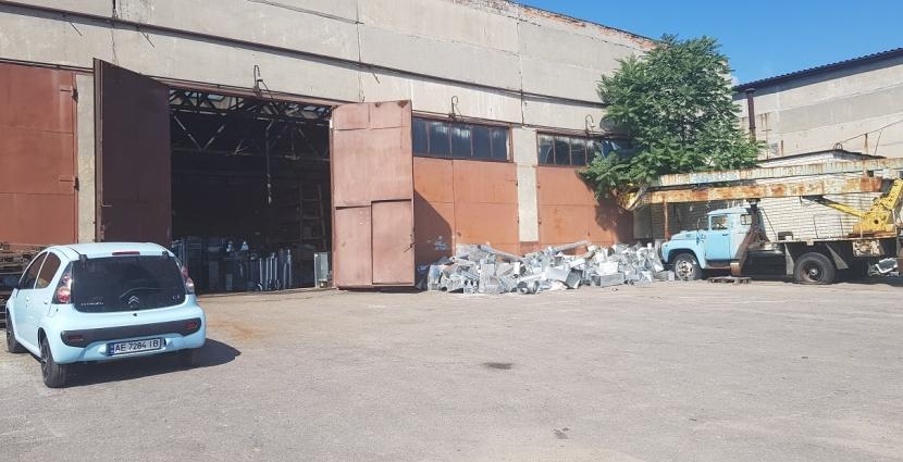Аренда  низкотемпературных  складов 819 м2, г. Днепр, просп. Труда