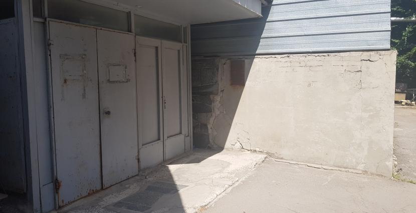 Аренда склад 335 кв.м г. Днепр, ул.Паникахи