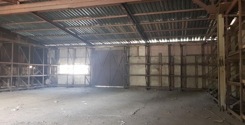 Аренда складских помещения общей площадью 1050 кв.м, г. Днепр, ул. Квитки-Основьяненко