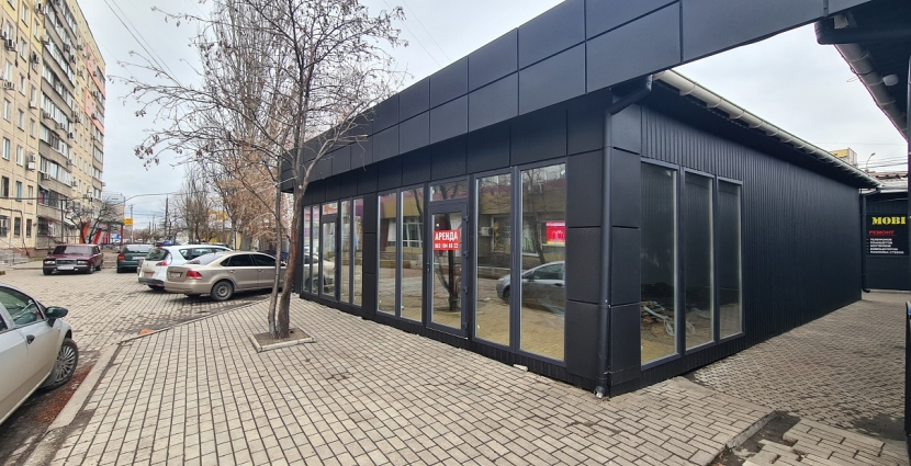 Аренда торговых помещений ул. Березинская 28А