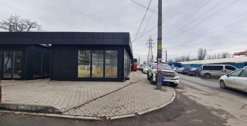 Аренда торговых помещений ул. Березинская
