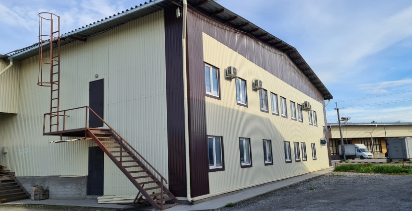 Аренда склада 4100 м2 г. Днепр, ул. Василия Сухомлинского