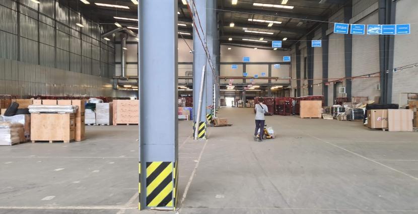 Аренда склада 4500 кв.м, Самарский район, ул. Малиновского