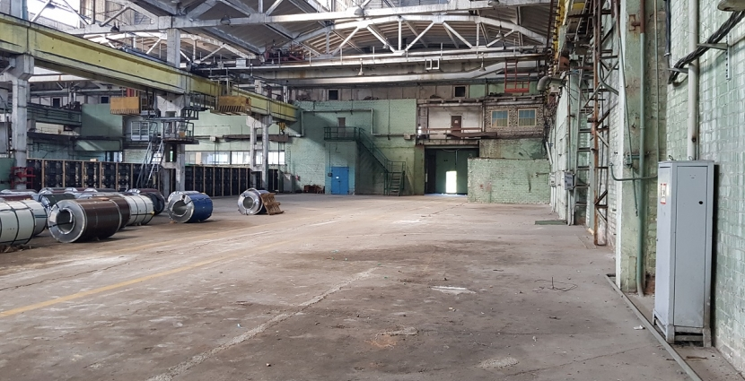 Аренда склада г. Днепр, ул. Богдана Хмельницкого, 1700 кв.м