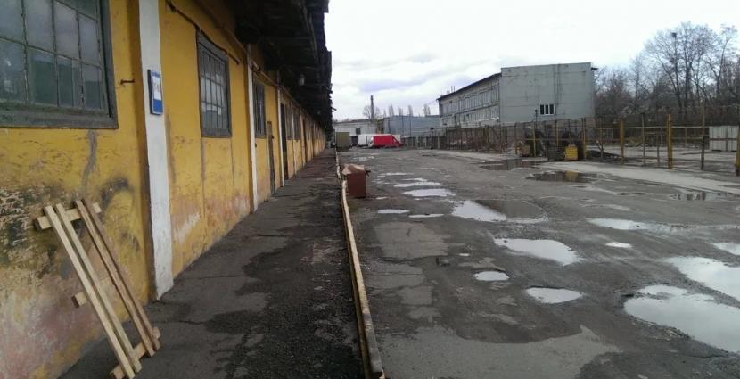 Аренда склада г. Днепр, ул. Любарского, 250 кв.м