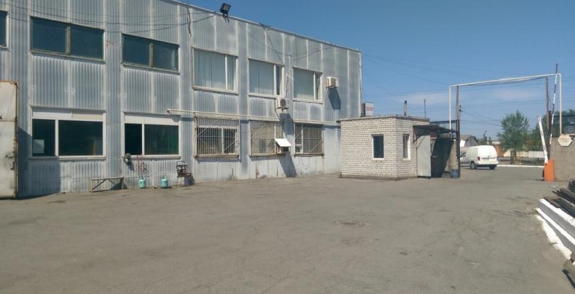Аренда склада Курсантская, 1500 кв.м