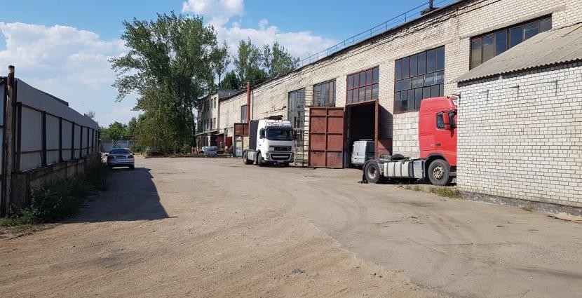 Аренда склада, г. Днепр, ул. Байкальская, 728 кв.м