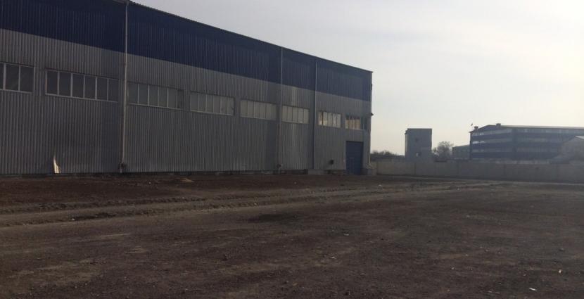 Аренда производственных площадей Береговая, 2000 кв.м