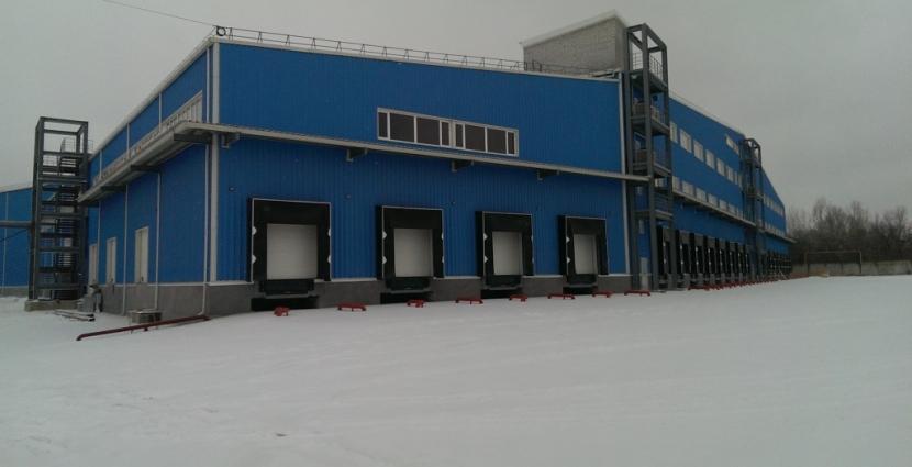 Аренда склада Маршала Малиновского, 675 кв.м