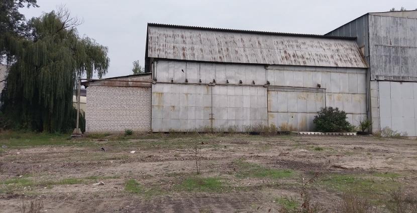 Аренда склада 1800 кв.м г. Днепр, Амур-Нижнеднепровский район, ул.Универсальная