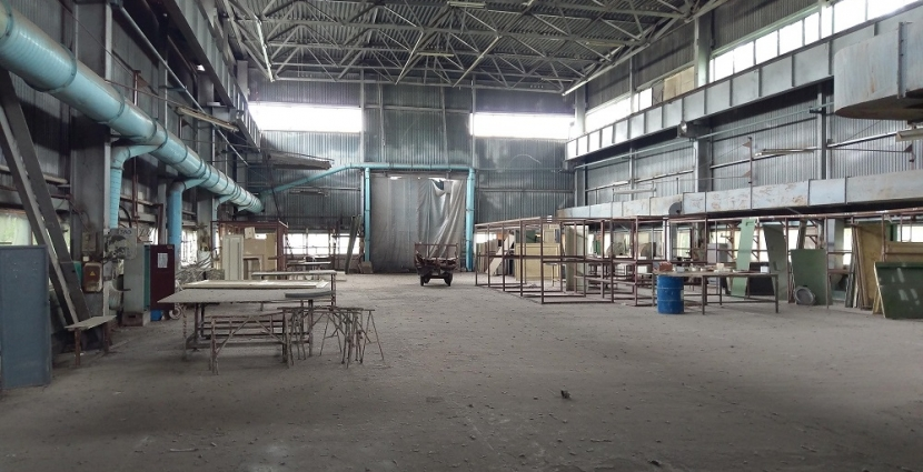 Аренда склада 1800 кв.м, Амур-Нижнеднепровский район, ул.Универсальная, 10