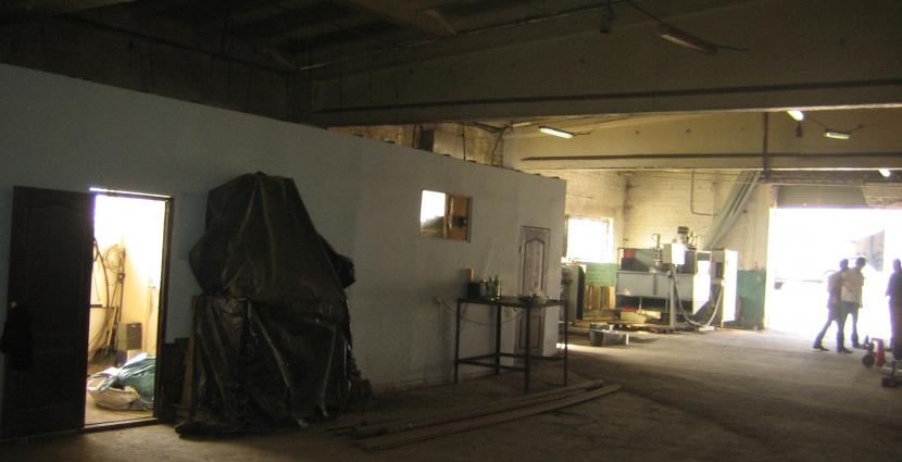 Аренда склада Шинная, 430 кв.м