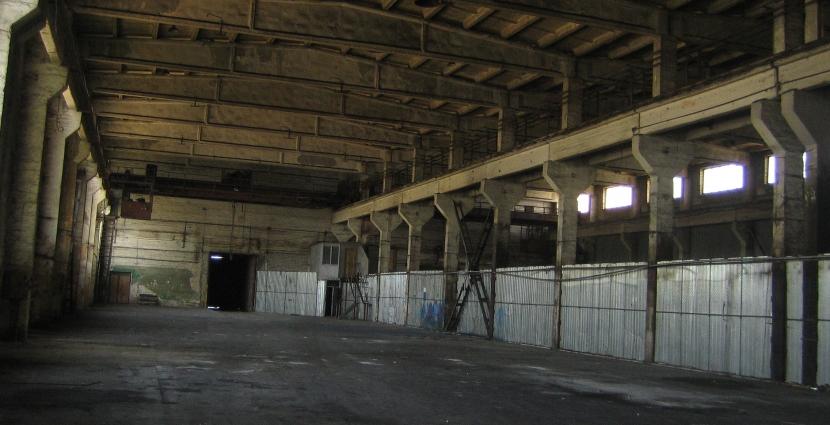 Аренда производственных площадей, Курсантская, 3600 кв.м