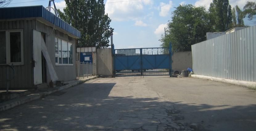 Аренда производственных площадей, г. Днепр, ул. Курсантская, 3600 кв.м