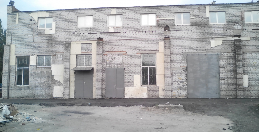 "АРЕНДА СКЛАДА КАТЕГОРИИ ""В"""