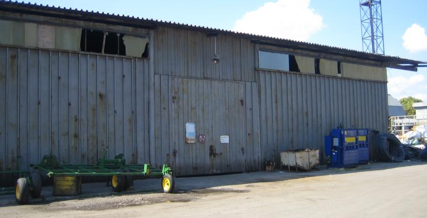 Аренда склада ангара Любарского, 1200 кв.м