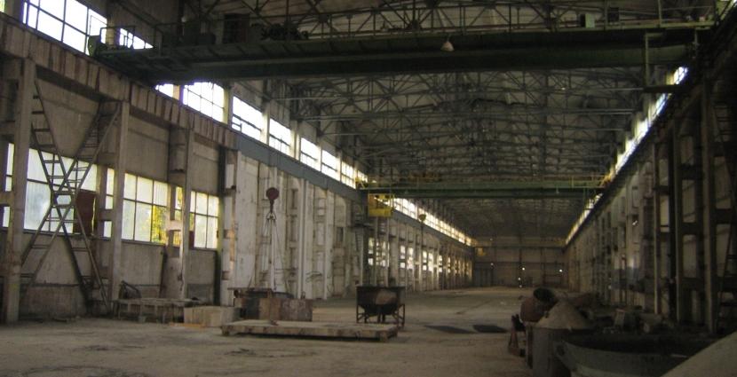 Аренда производственных площадей, Гаванская, 7500 кв.м