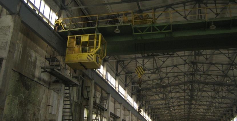 Аренда производственных площадей, г. Днепр, ул. Гаванская, 7500 кв.м