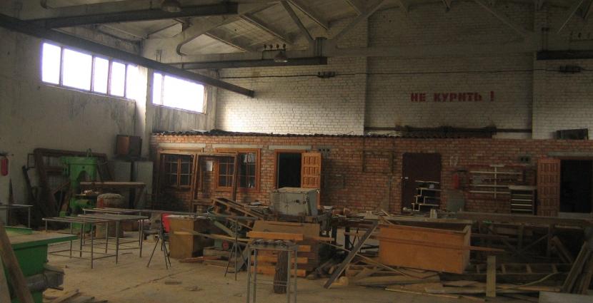 Аренда производственных площадей г. Днепр, ул. Гаванская, 500 кв.м